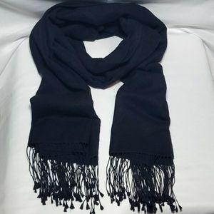 Poshmina Boutique Wool Silk Blend Scarf Shawl